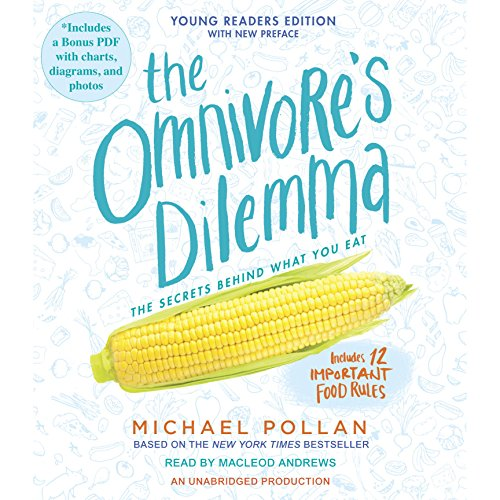 The Omnivore's Dilemma: Young Readers Edition Audiobook [Free Download by Trial] thumbnail