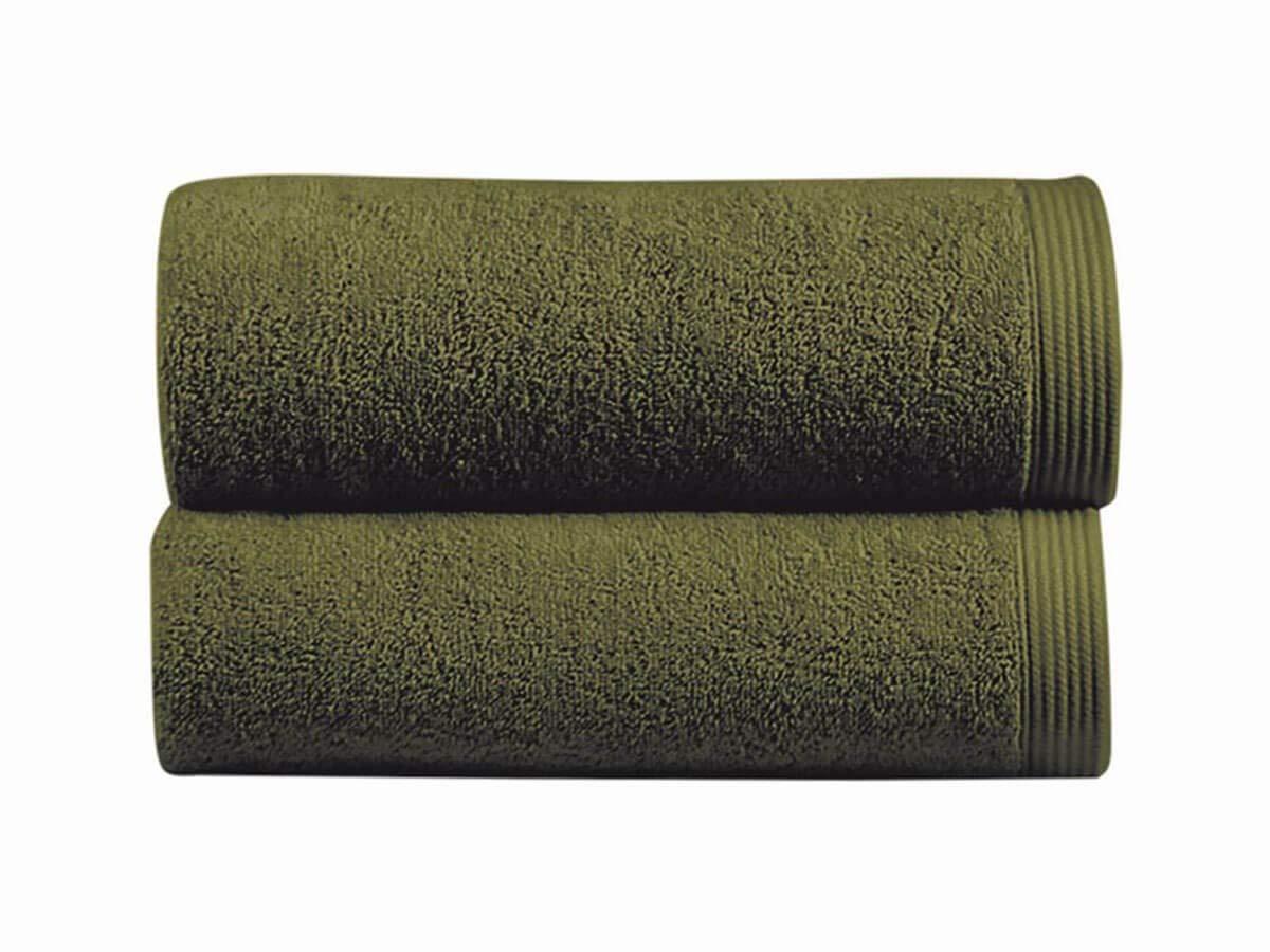 Sorema Juego de 3 Toallas de baño Olive 100% Algodón 580 gsm ÚLTIMA Unidad: Amazon.es: Hogar