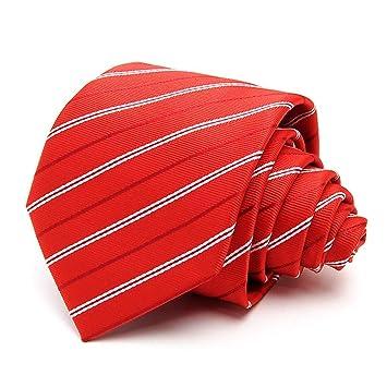 Xzwdiao Corbatas Novio Vestido Rojo Masculino Boda Boda Moda Boda ...