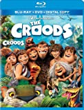 The Croods [Blu-ray + DVD + Digital Copy] (Bilingual)