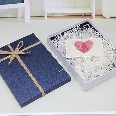 Caja de regalo Cumpleaños Exquisito Moda simple Hermosa y ...