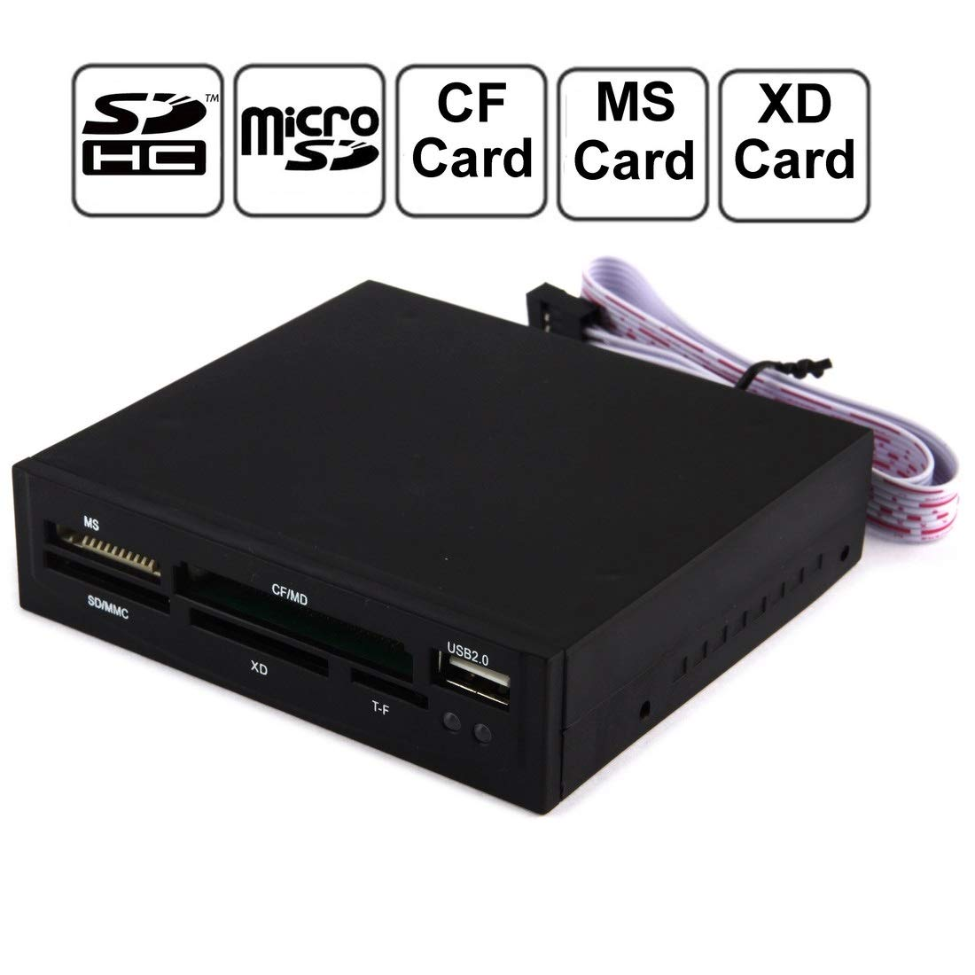 1 Tarjeta de Memoria Interna XD/SD/MMC/T-Flash/MS Pro Duo/CF ...