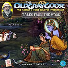 Tales from the Wood Audiobook by Geoffrey Giuliano Narrated by Robert Gray