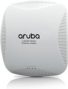 HP Aruba AP-215 802.11n/ac Dual 3x3:3 Radio Integrated Antenna AP (JW170A),White