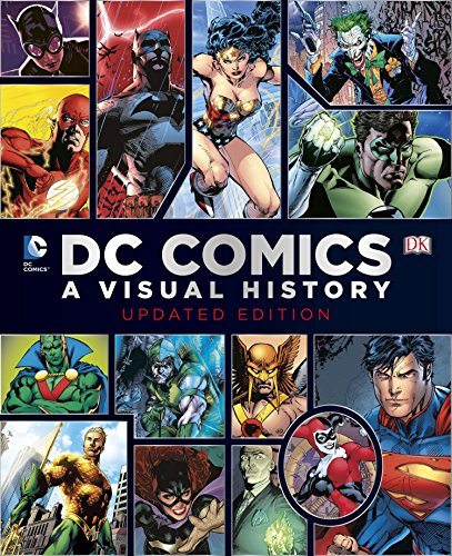 DC Comics: A Visual History from DK ADULT