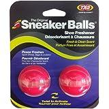Original Sneaker Balls | Combats Shoe / Gym Bag Odours | Fresh & Clean Scent | Pink x1 Pair