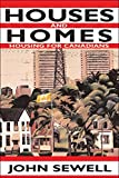 img - for Houses and Homes: Housing for Canadians book / textbook / text book