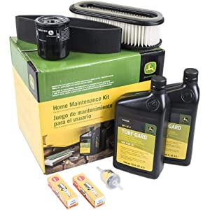 John Deere Original Equipment Filter Kit #LG186
