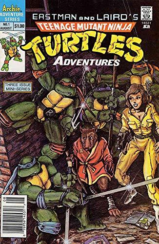 Amazon.com: Teenage Mutant Ninja Turtles Adventures (1st ...