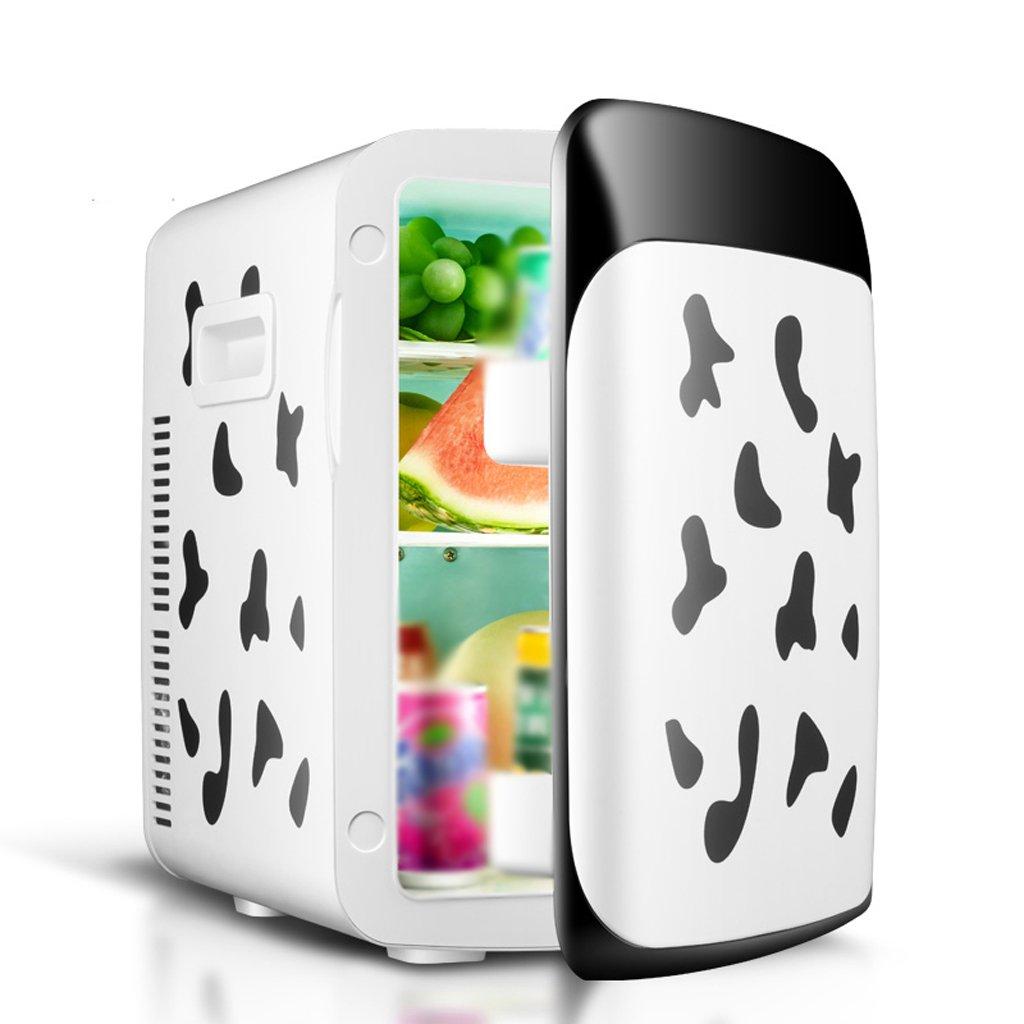 Sunhai Car Refrigerator 15L Car Home Dual Use Mini Cold And Warm Incubator Home Refrigeration Dorm Room Refrigeration Mini Fridge ( Color : B )