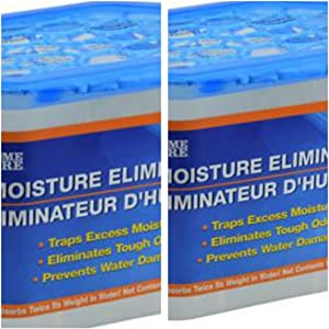 The Home Store Moisture and Odor Eliminator/Absorber2pack