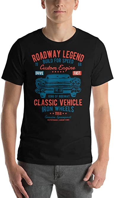 Abundant Life Co Vintage Classic Motorcycle Apparel Short-Sleeve Unisex Gift T-Shirt