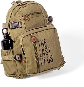 El último de nosotros mochila – Ellie – Bolso bandolera oficial Naughty Dog: Amazon.es: Videojuegos