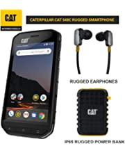 CAT PHONES S41 Unlocked Rugged Waterproof Smartphone, Network