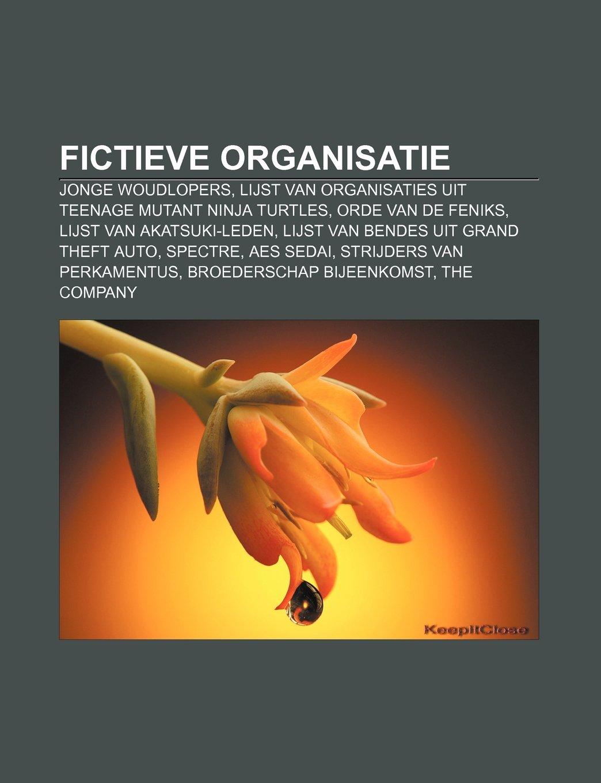 Fictieve organisatie: Jonge Woudlopers, Lijst van ...