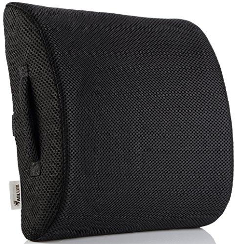 Lower Back Lumbar Support Pillow