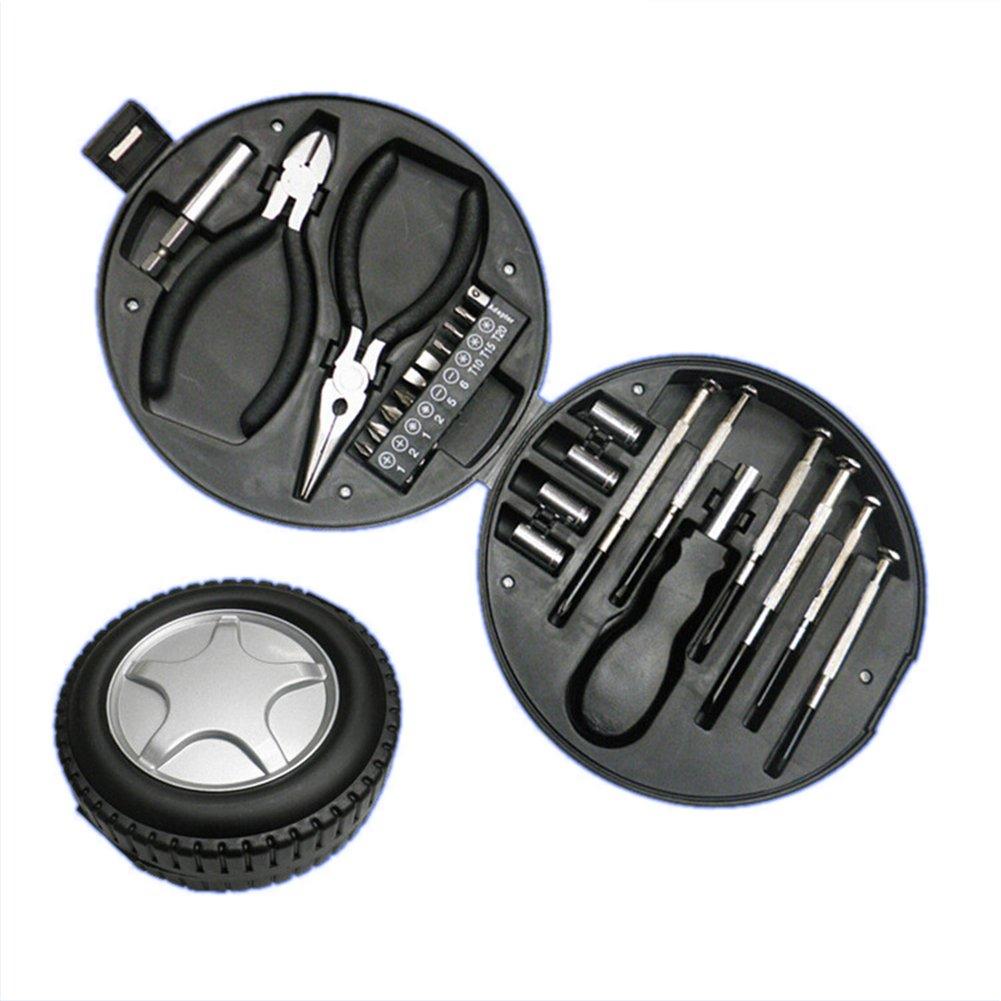 HAIHANG Tires-shaped Tools Set,Socket Wrench Set ,24Pieces,AM007