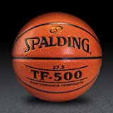 Spalding 747998 TF-500 Indoor/Outdoor Composite Basketball-Youth 27.5'