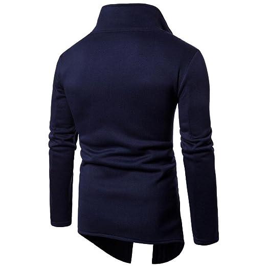 Sudaderas Hombre JiaMeng Hombre Retro Manga Larga Sudadera Pullover Top tee Outwear Blusa: Amazon.es: Ropa y accesorios