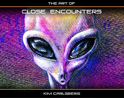 Art of Close Encounters - Kim Carlsberg
