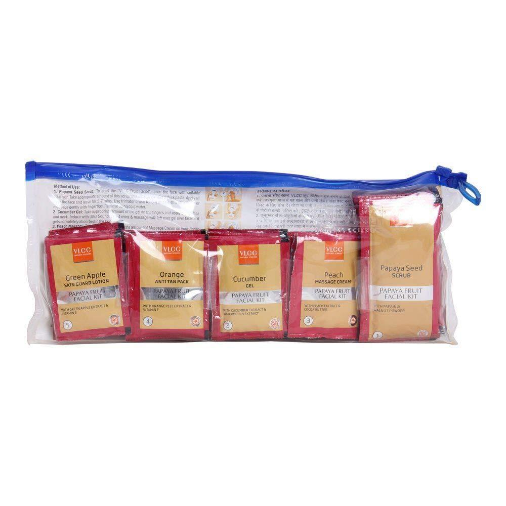 Vlcc Fruits Facial Kit