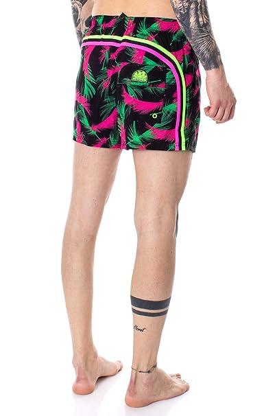 c3988ad40a4f Sundek Costume da Bagno Uomo Pantaloncino Mare Vita Elasticizzata  M504BDP77DF: Amazon.it: Abbigliamento