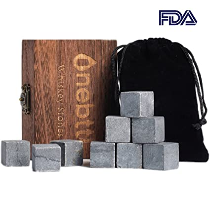 Realistic 6 Or 9 Piece Whiskey Stones High Safety Other Bar Tools & Accessories