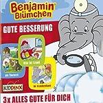 Benjamin Blümchen 3er-Box: Gute Besserung | Elfie Donnelly,Ulli Herzog,Klaus-Peter Weigand