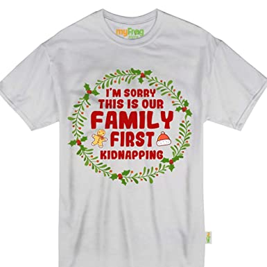 Amazoncom Family First Kidnapping Christmas Vacation Quotes Cute