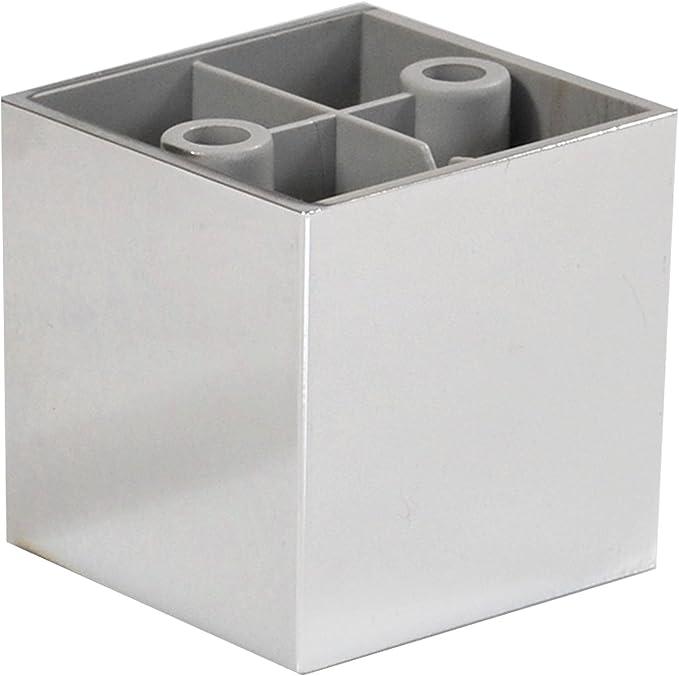 Kisten Kästen NEU 12 Stück Polsterfuß Ø 40x12 mm hoch  Möbelgleiter Möbelfüße f