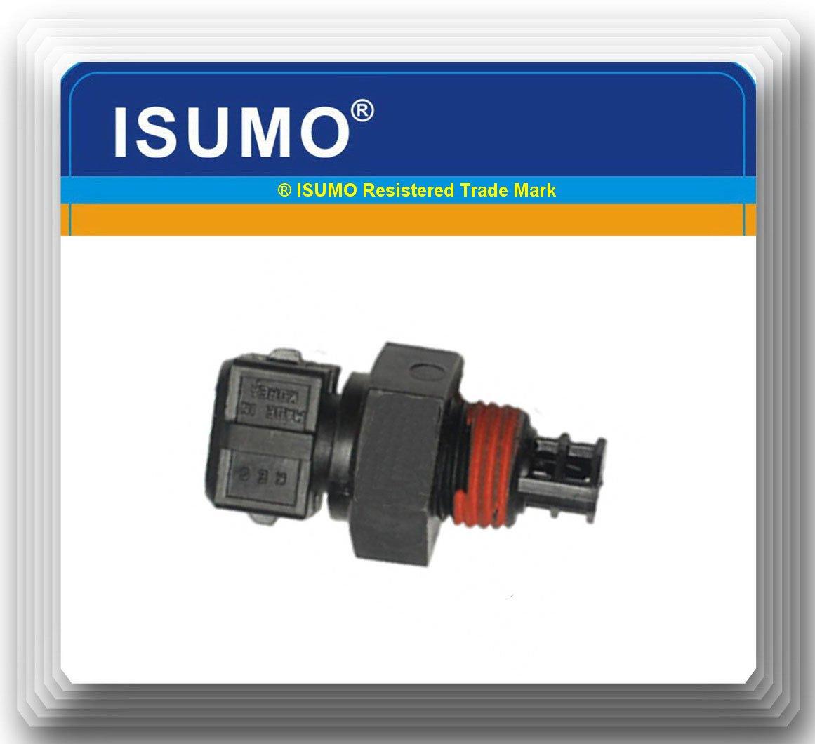 0K2A-B18-831/AX55 Intake Air Temperature Sensor Hyundai Accent (1995-1997) Hyundai Santa Fe (2001-2006) Hyundai Sonata (1999-2005) Hyundai Tiburon (2003-2008) Hyundai Tucson (2005-2009) by ISUMO