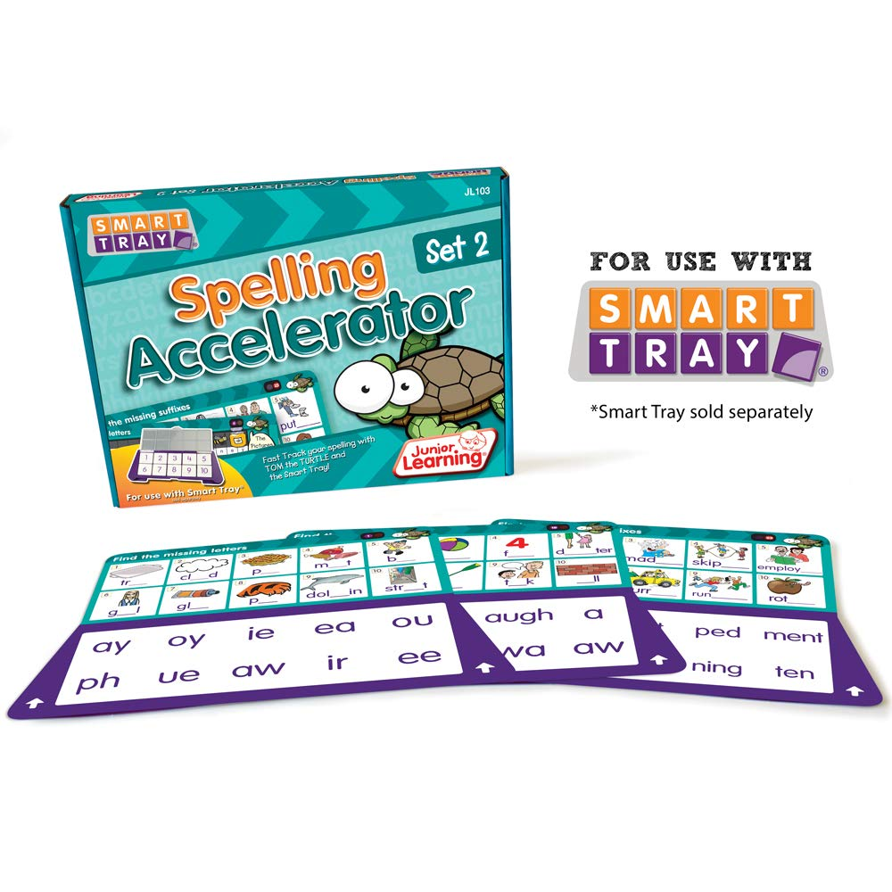 Junior Learning Spelling Accelerator Set 2 by Junior Learning (Image #1)