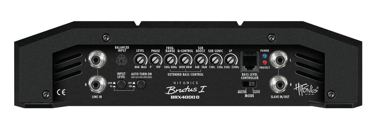 Hifonics BRX2000D Class B 1-Kanal-Verst/ärker