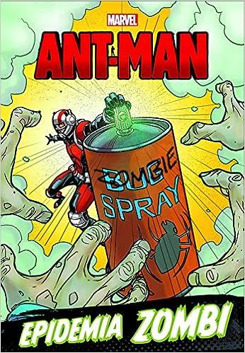 Ant-Man. Epidemia zombi (Marvel. Los Vengadores): Amazon.es: Marvel, García Madera, Marta: Libros
