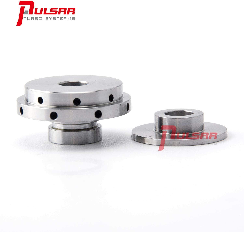 PULSAR 6.0 Powerstroke Turbo Rebuild Kit Billet Compressor Wheel 2005-2007