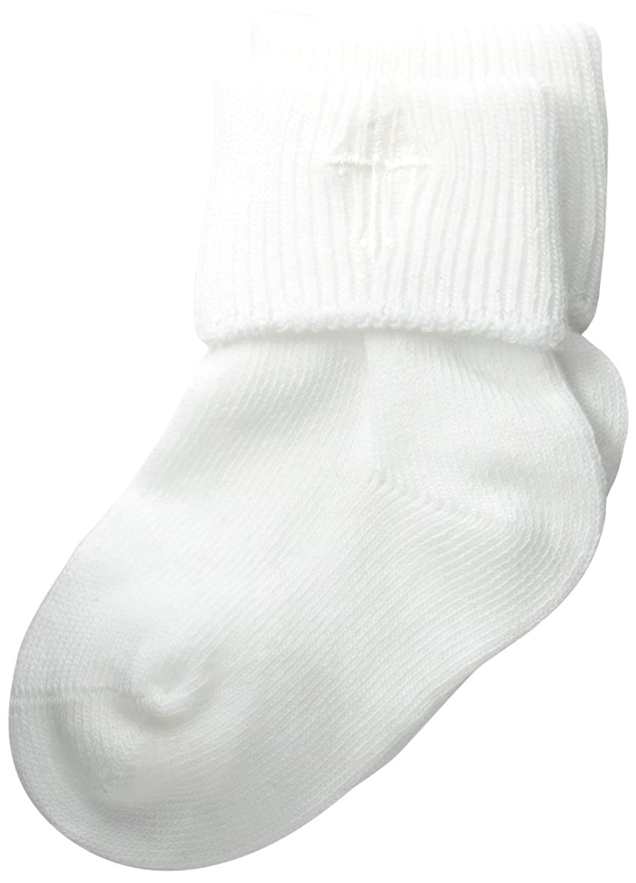 Country Kids Baby-Boys Boys Christening Sock