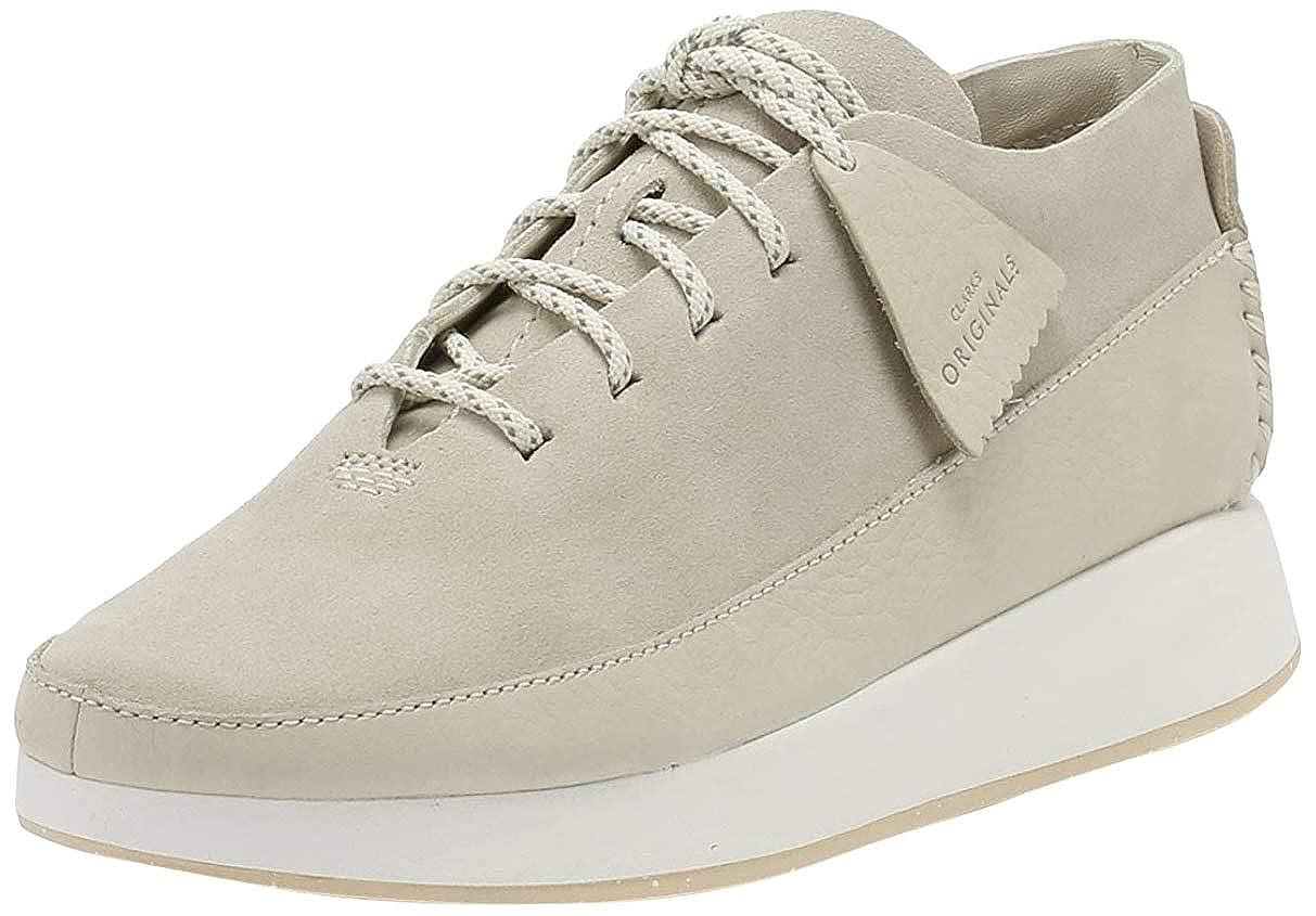 Kiowa Sport Off White Leather Sneakers