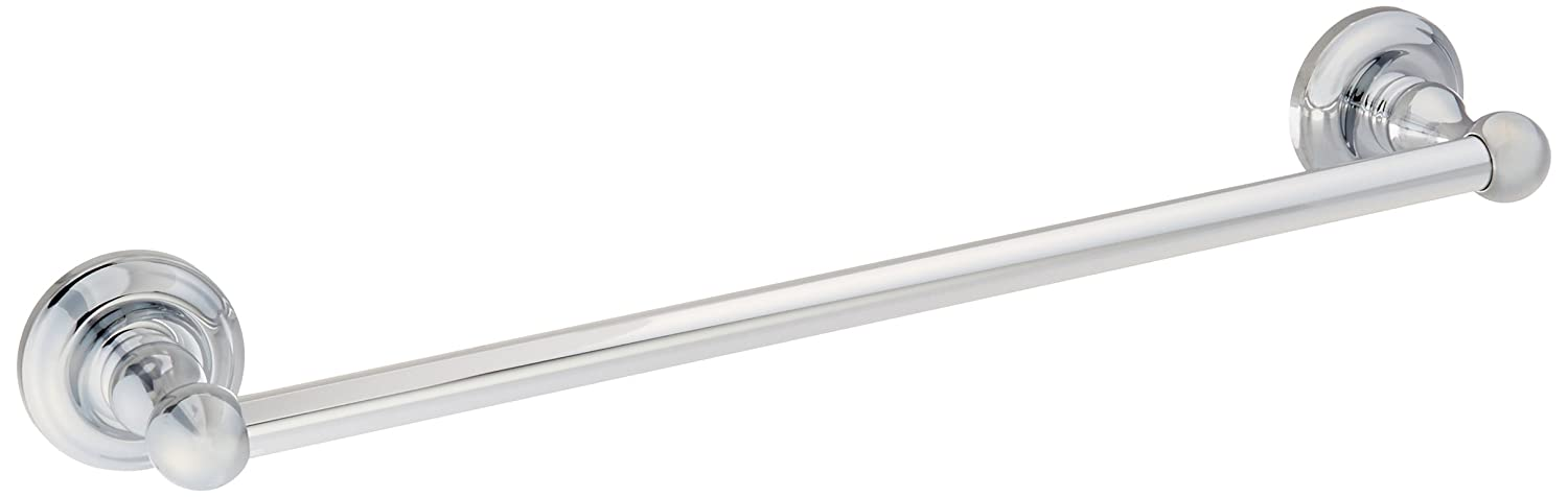 Moen BP6924CH Madison 24-Inch Bathroom Towel Bar, Chrome
