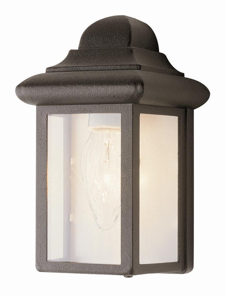 Trans Globe Lighting 44835 Bk Outdoor Vista 8 5 Pocket Lantern Black Wall Porch Lights Amazon Com