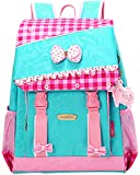 SellerFun® Kid Child Girl Princess Style Waterproof School Bag Backpack(E)