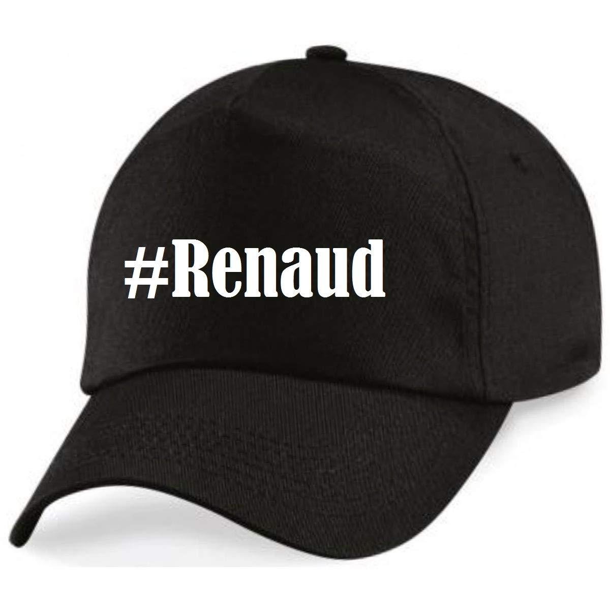 Casquettes de Baseball #Renaud Hashtag Diamant Social Network Basecap pour Les Hommes Femmes Gar/çon /& Fille en Noir