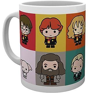 Harry Potter Mg24573 Multi Coloured 11oz 315ml Kawaii Ceramic Mug