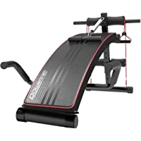 Powertrain Sit Up Bench Incline Decline Home Gym Weight Press Abs Fitness Situp Equipment