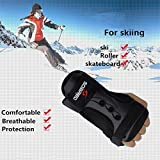RONSHIN Ergonomic Design Snowboard Ski Protective