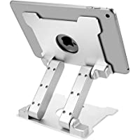 5 pieces Tablet Stand Holder, Kabcon Multi-Angle Adjustable Aluminum Tablets Holder for Microsoft Surface Mount for Home…