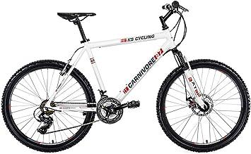 KS Cycling Hardtail Carnivore RH - Bicicleta de montaña enduro ...