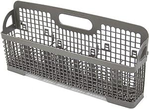 Whirlpool W8562043 Dishwasher Silverware Basket Genuine Original Equipment Manufacturer (OEM) Part