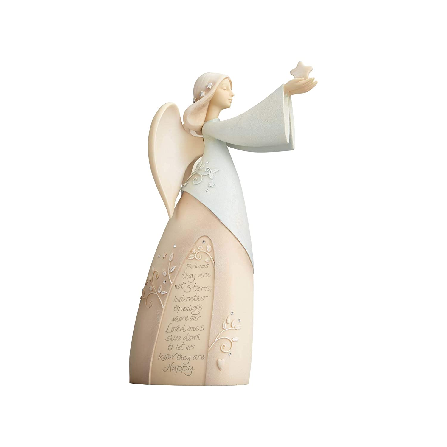 Bereavement Angel Figurine Foundations 4014049 Dolls and Articulated Figures Non-Classifiable