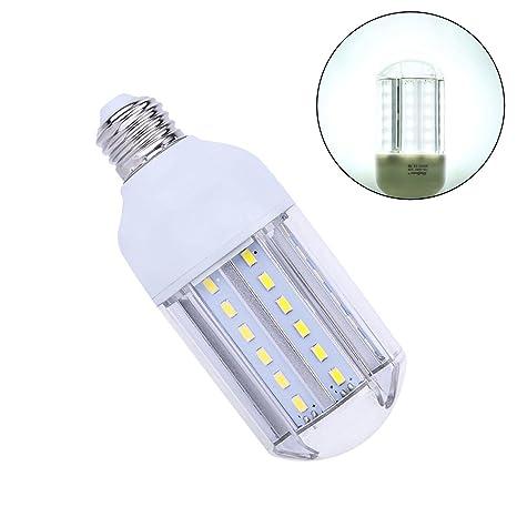E2715W Mazorca Bombillas LED de Bajo Consumo - LED Luz de Maiz Lampara Equivalentes a 70W