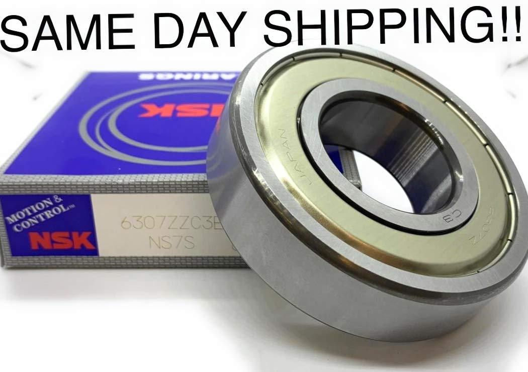 58 mm Width 170 mm OD 80 mm ID NSK 22316 CDE4 C3 Spherical Roller Bearings